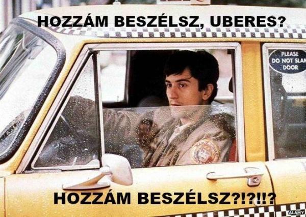 Ezek a legmókásabb mémek az Uber-ellenes tüntetésről 14