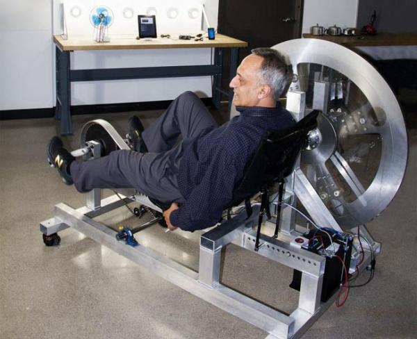 Mi a legjobb testedzés? Termelj áramot! 1