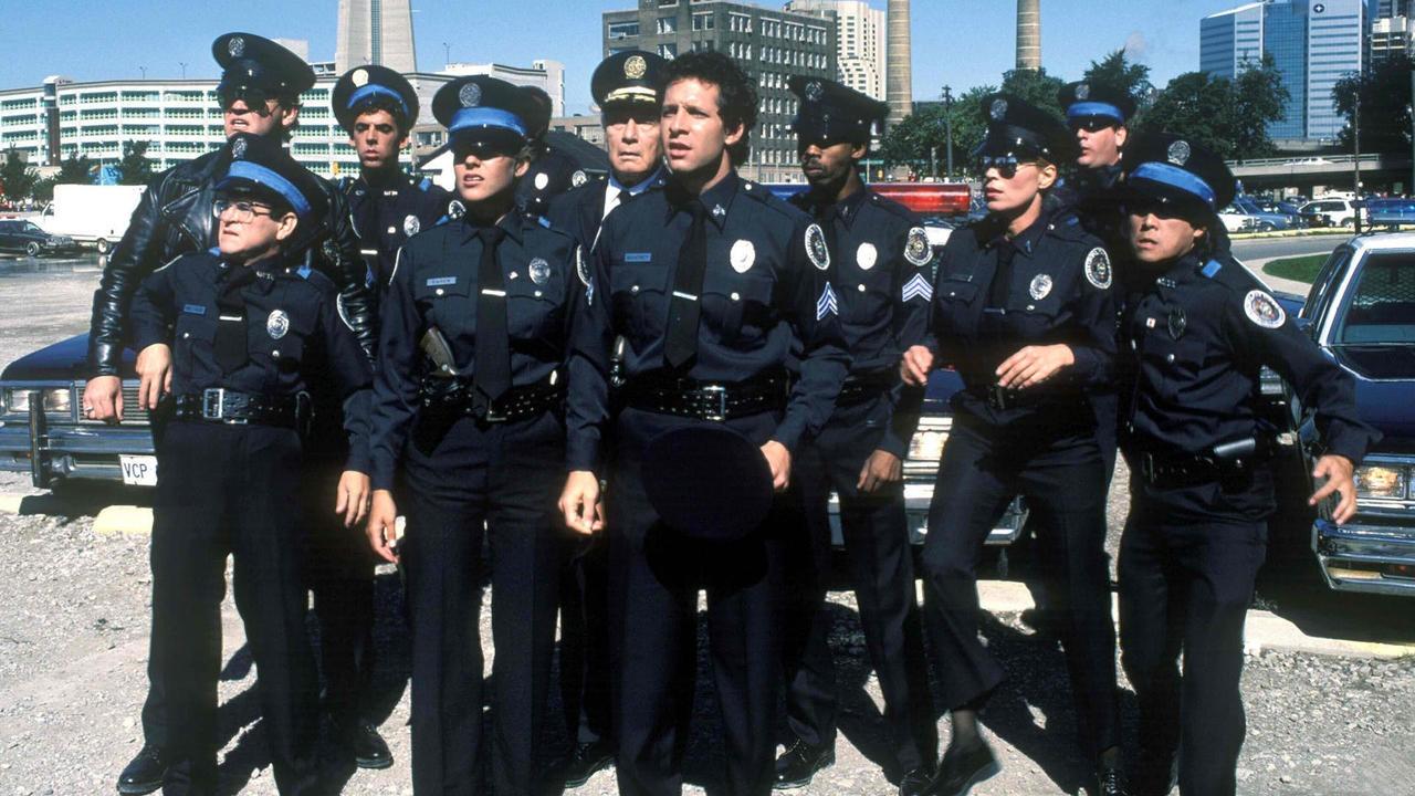 Felismernéd ma a Rendőrakadémia film szereplőit?