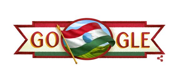 A Google is az 1956-os forradalomra emlékezik