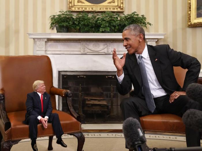 Az internet megint Donald Trumpon nevet