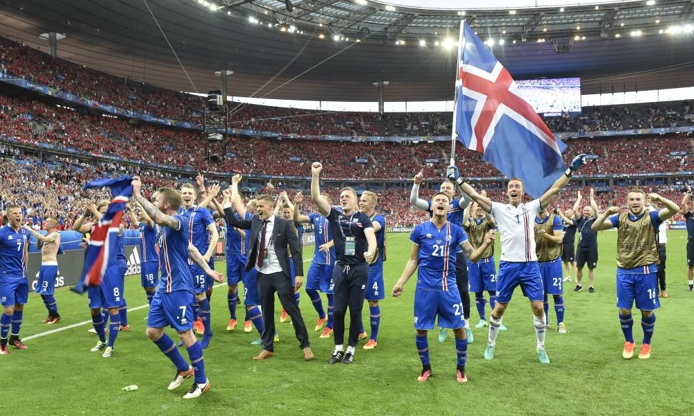 Az izlandi kommentátornál még senki sem örült jobban gólnak