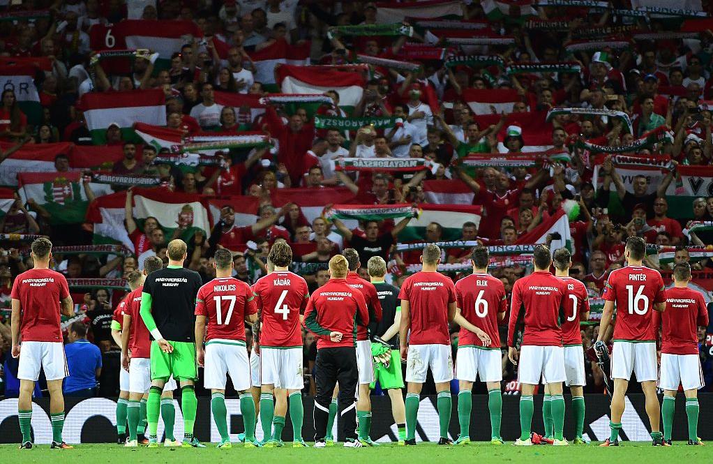 Így tudsz te is a magyar csapattal ünnepelni