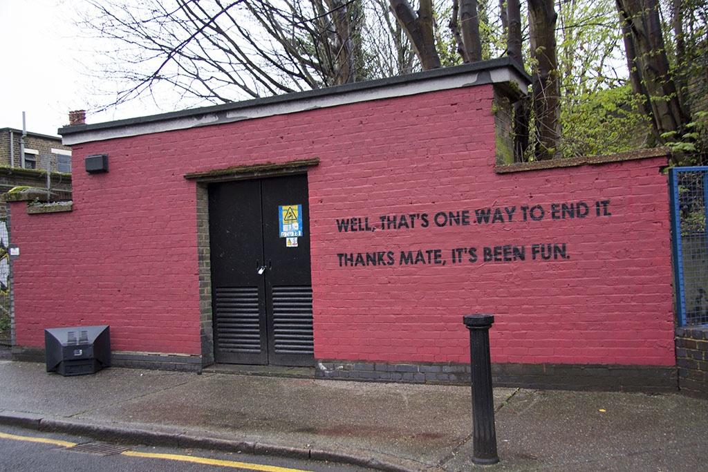Egy graffitis és az önkormányzat harcán nevet az egész internet