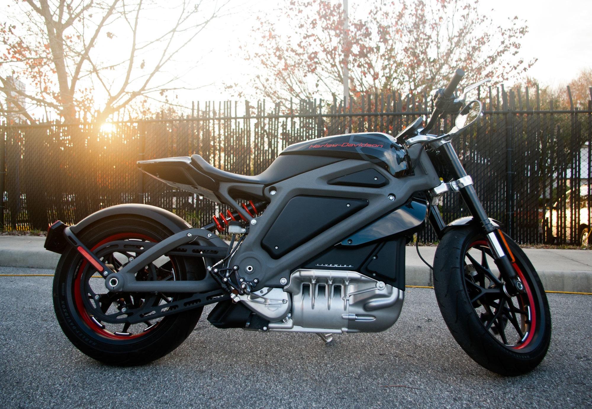 Ezt sem gondoltuk volna, elektromos motorok gyártásába kezd a Harley-Davidson