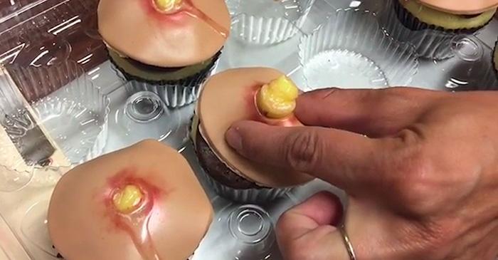 Ennél gusztustalanabb süteményt még nem láttál