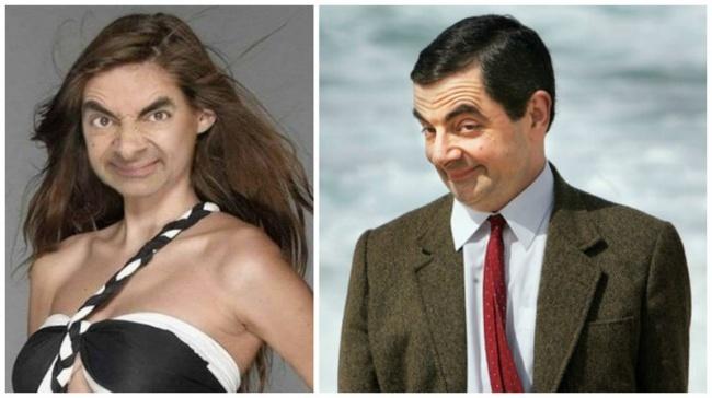 Szerinted hogy néz ki Mr. Bean lánya? Meg fogsz lepődni!