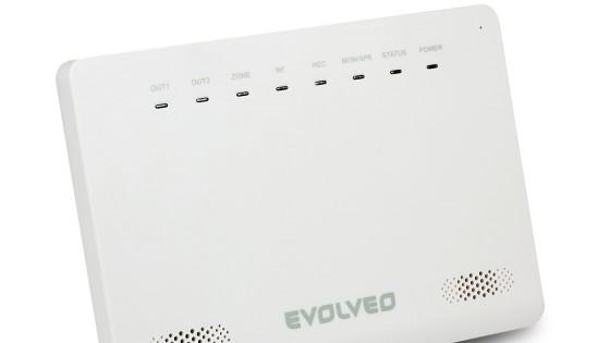 Evolveo Alarmex teszt - robot a riasztóban - fókusz