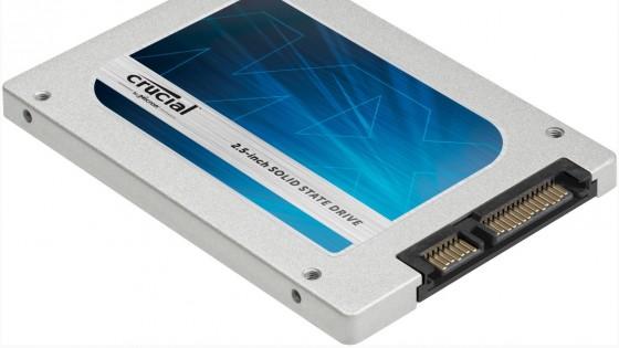 TESZT: Crucial MX100 256 GB SSD - fókusz