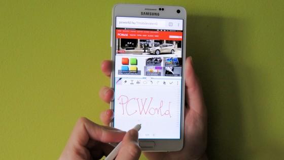 Így gyorsítsd a TouchWiz felületet egy Galaxy Note 4-en - fókusz