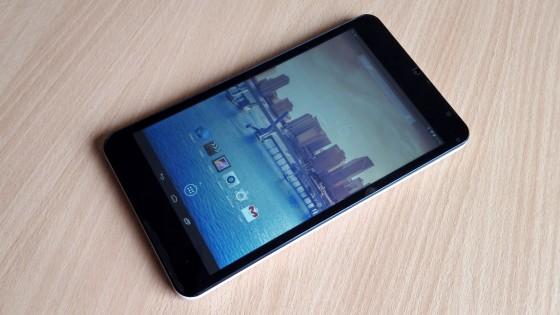 WayteQ Xtab Q8 GPS - Navigátor tablet - fókusz