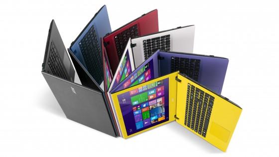 Vadiúj laptopokkal és táblagépekkel villantott az Acer - fókusz