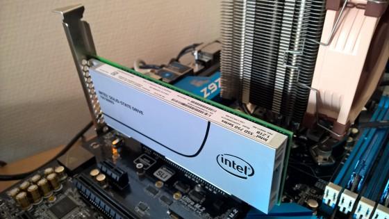Teszt: Intel SSD 750 PCIe 1,2 TB - fókusz