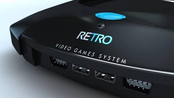 Retro VGS: retró játékkonzol csak új címekkel - fókusz