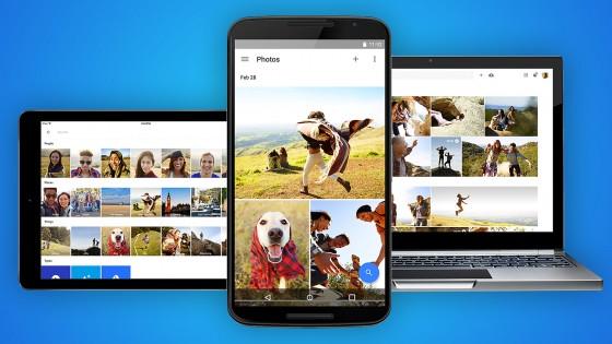5 ok, hogy elkezdd használni a Google Fotókat - fókusz