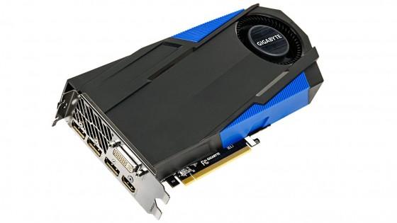 Itt a Gigabyte GeForce GTX 970 Twin-Turbo - fókusz