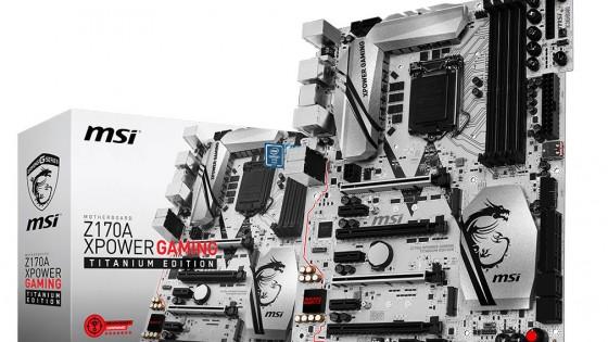 Titanium gamer alaplappal készül az MSI - fókusz