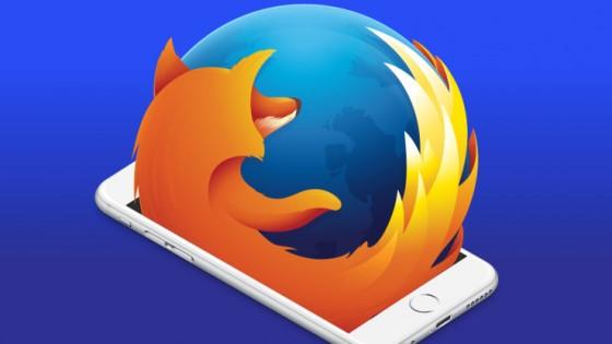 Itt az iOS-es Firefox - fókusz