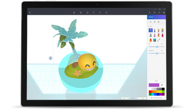 Már tesztelhetik a Paint 3D alkalmazást az insiderek