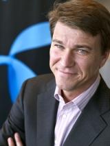 Anders Jensen vezérigazgató, Pannon/Telenor