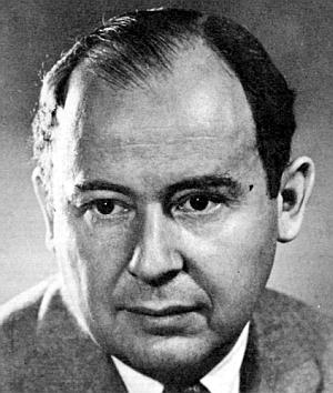 Neumann János (fotó: Wikipedia)