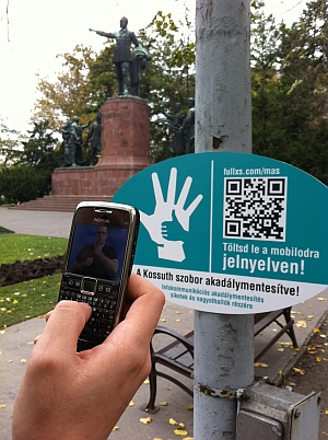 Infokommunikációs akadálymentesítés honlap