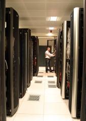 Dataplex - szerverszoba