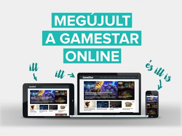 Megújult a GameStar Online